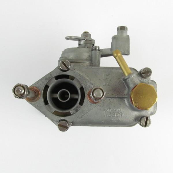 Uuendatud Weber 26 IMB 10 karburaator Fiat 500