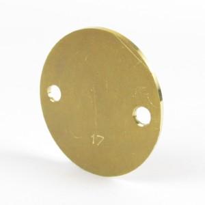 SOLEX PHH 44 дросельную засланку карбюратара / батэрфляем DISC (першасны 17)