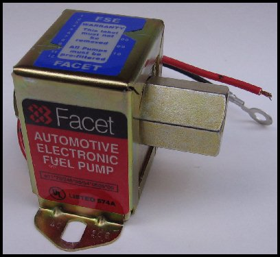 Facet Solid State COMPETITION Fuel Pump