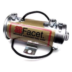 Facet Silver top ROAD Fuel Pump