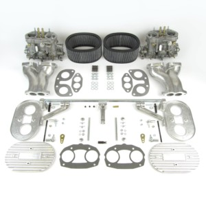 VWK27 Type 1 twin Dellorto DRLA36 kit - CB-Performance