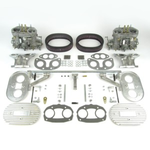VWK28 Type 3 twin Dellorto DRLA36 kit - CB-Performance