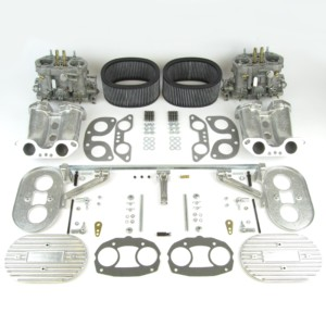 VWK33 Typ 4 twin Dellorto DRLA40 kit - CB-Performance