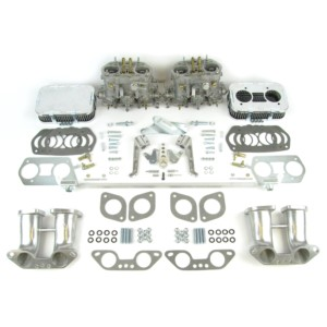 Kit VWK42 Twin Dellorto recon DRLA40 VW T4 Engine VW T25 / Tipo 25