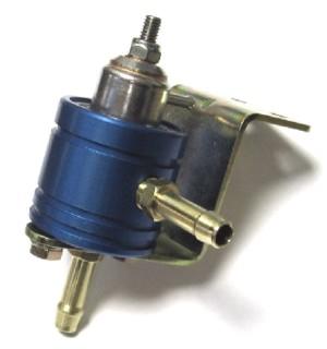 Regulador de inyección de combustible ajustable.