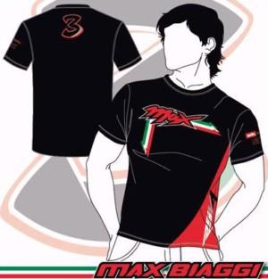Camiseta negra Max + 3