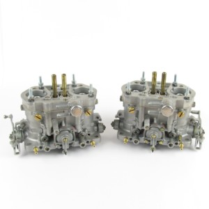 PARA DELLORTO DRLA 40 TWIN CARBS / CARBURETTORS (Reconditioned)