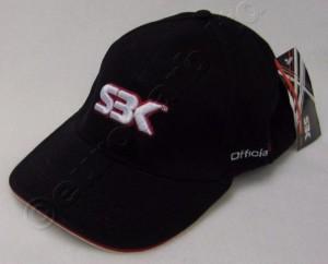 SBK must pesapalli müts