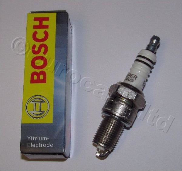 WR5DC + свещ Bosch (BPR7ES)