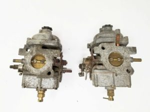 "Zenith Stromberg 125CD carburetter set F6032 - BMC Series ""A"" engine - Pistons are seized"