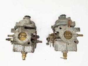 """Zenith Stromberg 125CD förgasaruppsättning F6032 - BMC-serien """"A"""" -motor - Kolvar grips"""