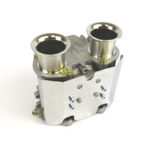 WES25 DCOE Топлозащита от неръждаема стомана - мек монтаж