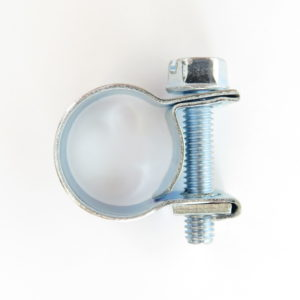 Fuel hose pipe securing clip 12-14mm
