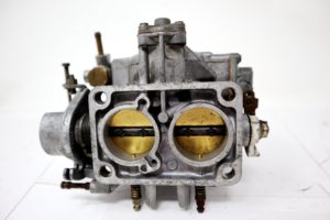 WEBER 36 DCA-4-100 CARBURETTOR (за резервни части или ремонт)