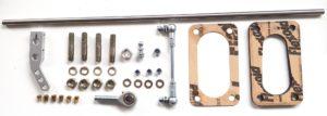 Volvo B18 / B20 WEBER DGV / DGAV / DGES / DGMS jne. Karburaatori ühendus