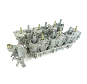 Dellorto FRPA 40 Reconditioned Carburettor set for Alfa Romeo V6 Engine