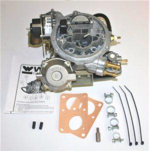 福特SIERRA / GRANADA 2.0 DOHC(1998cc)1989-91 WEBER 28/32 TLDM化油器