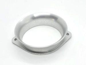 WEBER Billet Aluminium luchthoarn / trompet Foar 50 & 55 DCO / SP ferfeuringen (16mm lang)