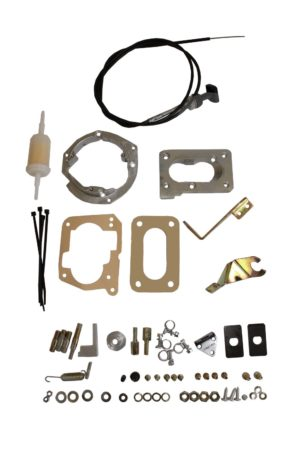 Weber DMTL Carburettor Fitting Kit Golf 1.6 / 1.8
