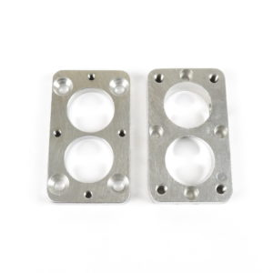 WES33 Jeep - Weber Carburettor DGV DGAV DGEV Adapter Plate Set