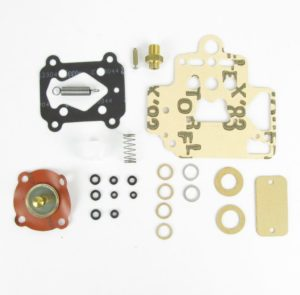 DHLA Genuine Service Kit For 1 Carburettor