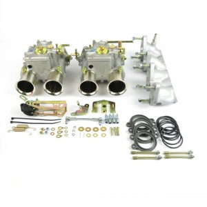 PVW207 Twin Weber 40 DCOE Carburettor Kit VW Golf 8V