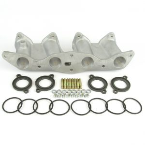 M4270 Ford 1.6 2.0L OHC manifold to suit 2 x DHLA/DCOE