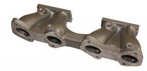 Двигун Ford 1500 куб.см передпоточним потоком - WEBER 1.5 X 2 DCOE / Dellorto DHLA Карбюраторний перехідний колектор