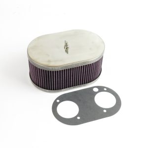 WEBER DCOE & DELLORTO DHLA CARBURETTOR AIR FILTER / CLEANER (83MM)