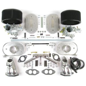 VW AIR-COOLED TYPE1 DVOJITÝ PORT WEBER 34 ICT CARBURETTOR KIT (CB)