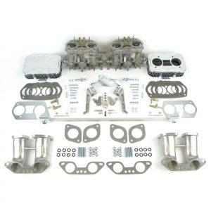 VWK42 Twin Dellorto recon DRLA40 VW T4 Engine VW T25 / Type 25 kit