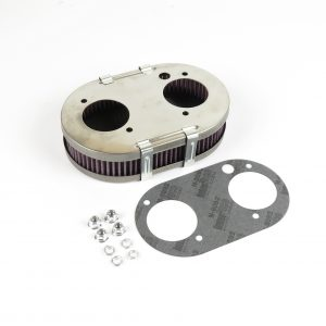 WEBER/DELORTO/SOLEX DCOE/DHLA/ADDHE CARBURETTOR AIR FILTER/CLEANER ASSEMBLY