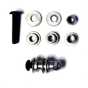Kit de parafuso e espaçador para kit de ligação D1