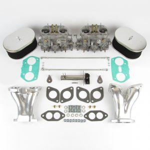Kit VWK31 tipo 1 twin Dellorto DRLA40 - CSP bellcrank