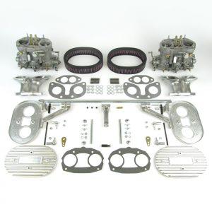 Kit VWK34 tipo 3 twin Dellorto DRLA40 - CB-Performance