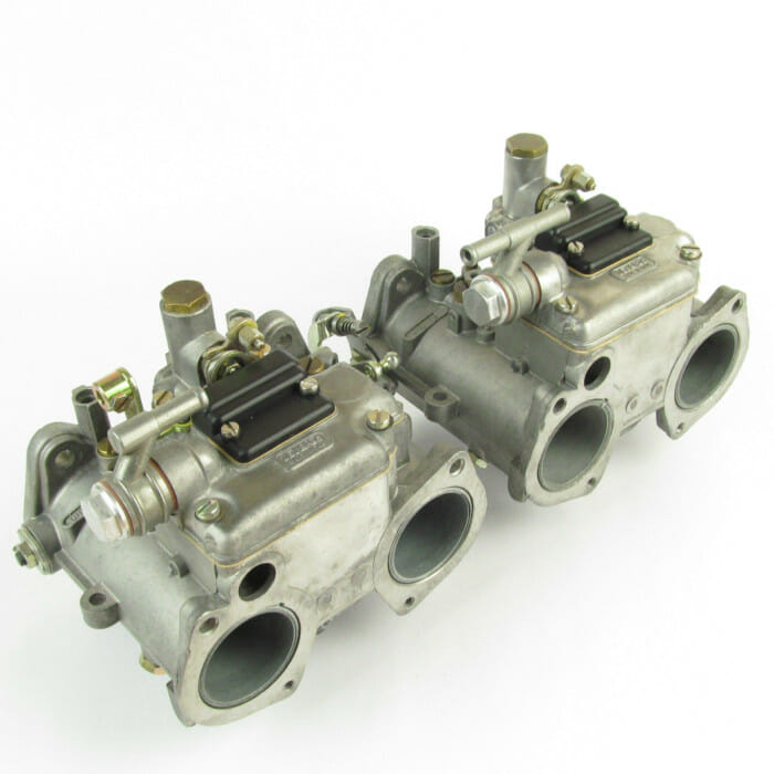 GENUINE DELLORTO DHLA 40 'H' CARBURETTORS (RECONDITIONED PAIR)