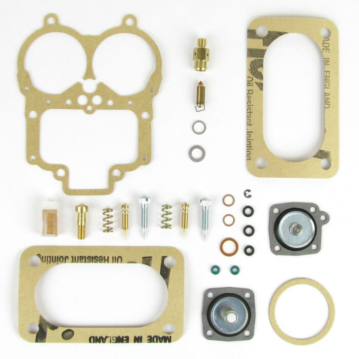 WEBER 38 DGAS / DGMS / DGES CARBURETTOR / REPAIR / GASKET KIT