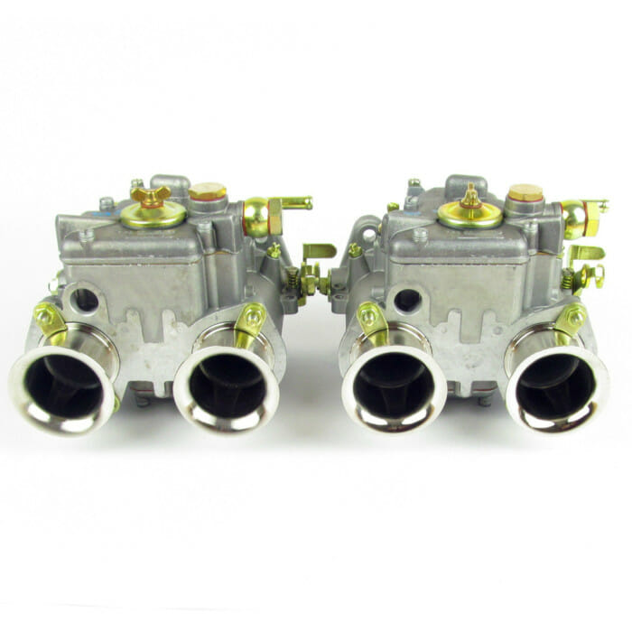 GENEREL WEBER 40 DCOE 151 CARBURETTORS (PAIR)