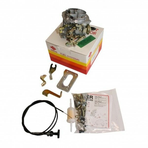 VW Golf / Jetta / Passat / Scirocco 1.6 Engine WEBER 32 / 34 DMTL Carb / Carburetor KIT