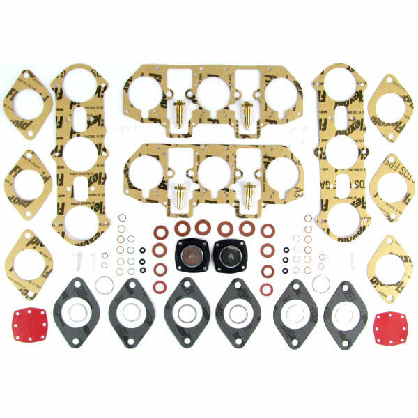 WEBER IDA 3C 40/46MM CARBURETTOR/CARBS SERVICE/OVERHAUL KIT - PORSCHE 911 ETC..