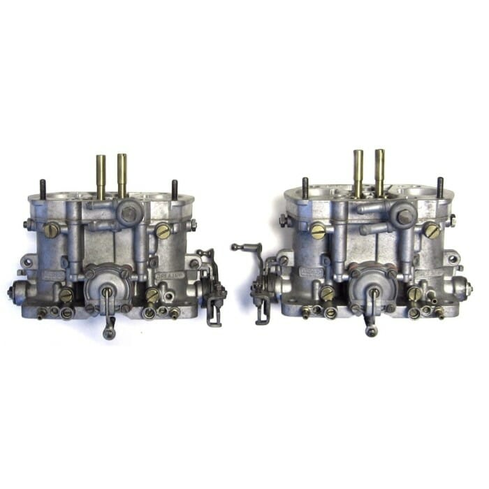 PAUL DELLORTO DRLA 36 TWIN CARBS / CARBURETTORS (Reconditioned)