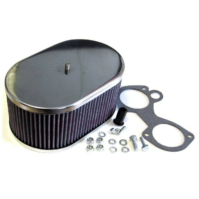WEBER/DELLORTO/SOLEX DCOE/DHLA/ADDH CARBURETTOR AIR FILTER/CLEANER