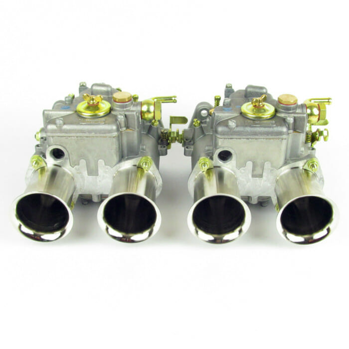GENUINE WEBER 45 DCOE 152 CARBURETTORS (3)