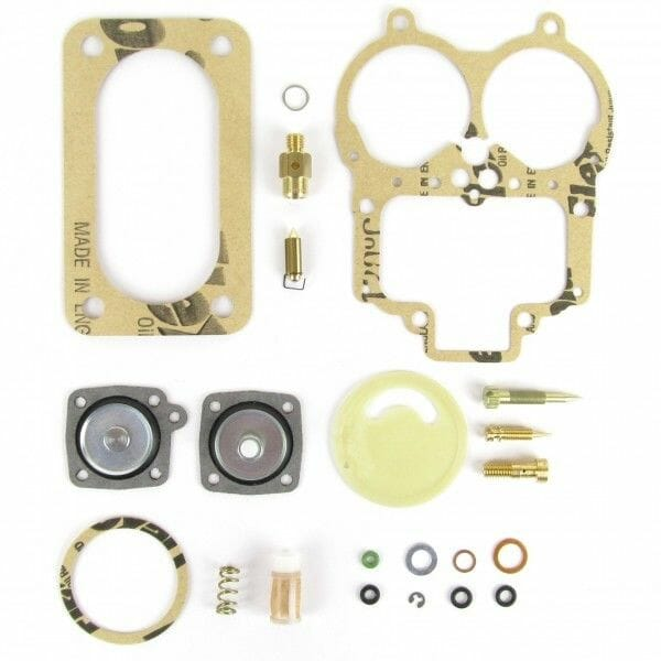 WEBER 32 / 36 DGV، DGAV، DGEV TWIN CARB / CARBURETTOR GASKET / KIT سرویس
