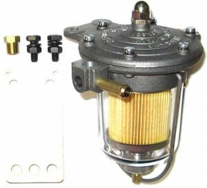 MALPASSI FILTER KING FUEL PRESSURE REGULATOR - WEBER & DELLORTO TWIN CARBS