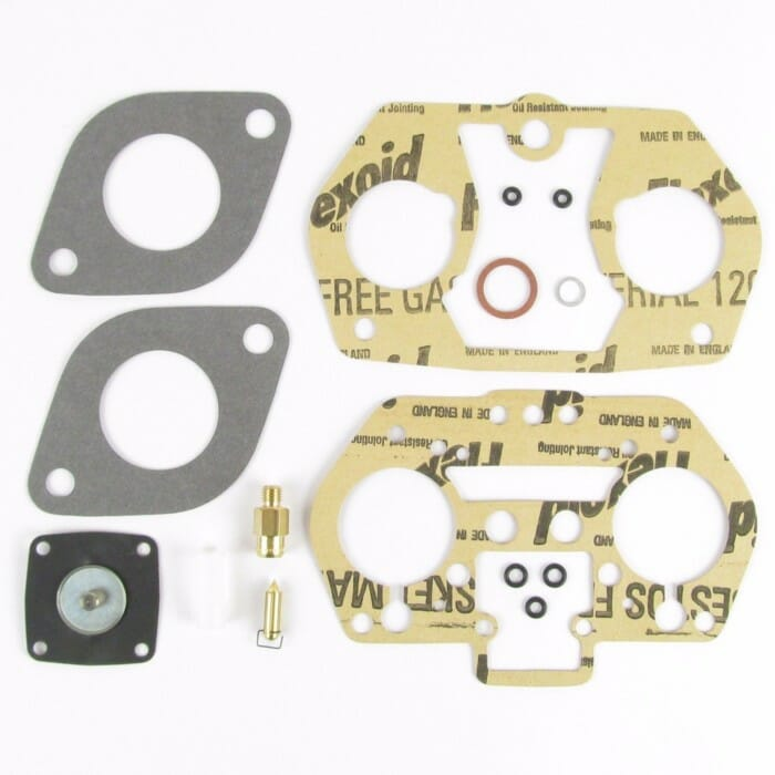 WEBER 36 IDF CARBURETTOR SERVICE/GASKET KIT VW/ALFASUD/FIAT ENGINES